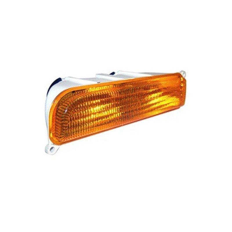 Clignotant gauche horizontal (sous le phare) orange Cherokee 1997-2001 // 55055143