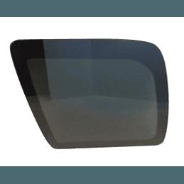 Custode / Vitre Arrière Gauche Partie Fixe (côté coffre) - Teintée NOIRE - OCCASION - Jeep Cherokee KJ 2002-2007 // 55235923AD