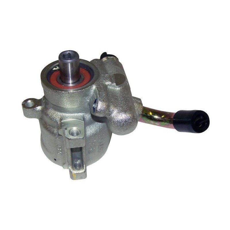 Pompe de direction assistée à système réservoir séparé - Jeep Wrangler YJ 2.5L 94-95 / Cherokee XJ 2.5L & 4.0L 91-96 // 52037566