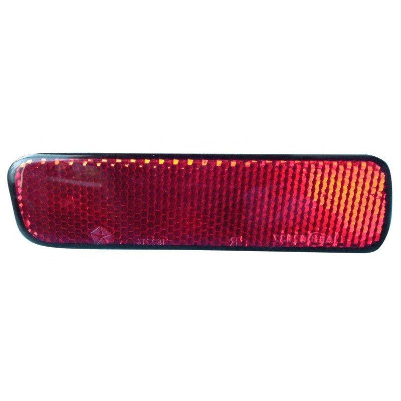 Réflecteur de lumière de Pare-choc Arrière Gauche - Europe - Jeep Grand-Cherokee WJ 1999-2004 // 55155789AA