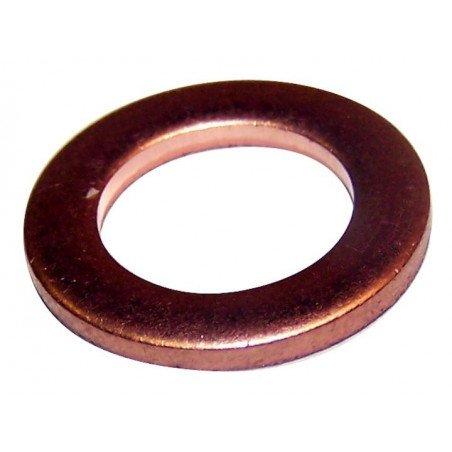 Rondelle cuivre raccord banjo étrier de frein Jeep CJ/YJ/XJ/ZJ/WJ/TJ/KJ/WH 1990-2009 // J3236434