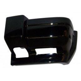 Embout de pare-choc AVANT GAUCHE - Noir brillant - Jeep Cherokee XJ 1997-2001 // 5DY01DX8AB