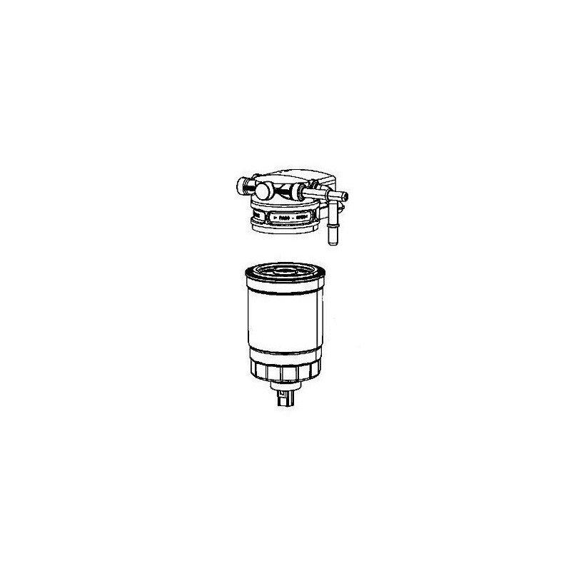 Tête de support de filtre à gasoil - Jeep Wrangler JK 2.8L CRD 2007-2011 // 52126232AE