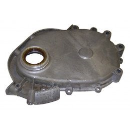 Carter de distribution avec joint spi Jeep Wrangler CJ-YJ / Cherokee XJ essence / 2.5L 4.0L 4.2L 1987 à 1993 // 53020233