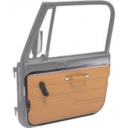 Panneau / Garniture de Porte Droite - MARRON CLAIR - Jeep Wrangler CJ, YJ 1982-1995 // 11841.37