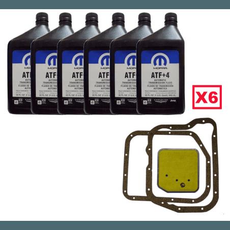 *Pack vidange boite auto 30 + 32 RE+RH Wrangler YJ+TJ 87-2002 // 42/44/46 RE+RH Jeep Grand-cherokee ZJ 93-97 ATF+4,joint,filtre