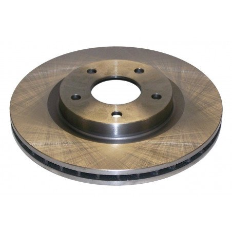 Disques de frein avant ventilé x2 - diamètre 295 mm / Jeep Compass / Patriot 2007-2017 // 5105514AA-V2