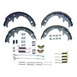 Kit Freins Arrière tambour 10 pouces - Mâchoires + accessoires - Jeep Wrangler YJ & CJ 78-89 / Cherokee XJ 84-89 // 8133818K-V2