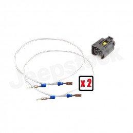 Kit réparation faisceau injecteur - Jeep Grand Cherokee WJ 2.7 CRD 02-04 // KIT-1685452928+0005403805-V2