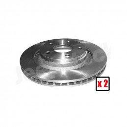 Disques de frein Avant diamètre 330 mm /13 pouces (X2) - Jeep Wrangler JK 2008-2018 // 68040177AA-V2