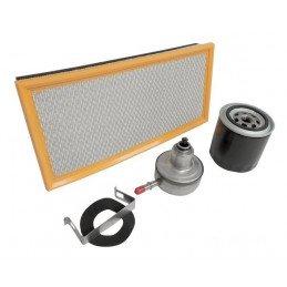 Kit 3x Filtres - Jeep Wrangler TJ 2.5L, 4.0L Essence 97-04 - filtre à air, filtre à huile, filtre à essence // MFK7-V2