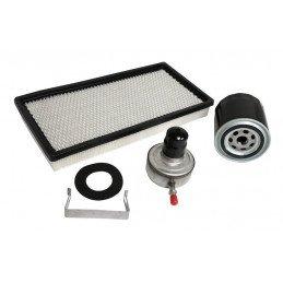 Kit 3x Filtres - Jeep Cherokee XJ 2.5L 97-00 et XJ 4.0L Essence 97-01 - filtre à air, filtre à huile, filtre à Essence //MFK9-V2