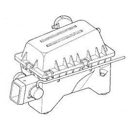 Boite à air / filtre à air Jeep Wrangler YJ 2.5L 1987-1990 OCCASION -- 53002174-OCC