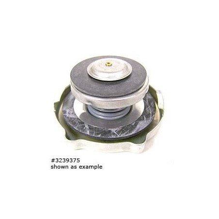 Bouchon de radiateur 0.9Bar / 13Psi Jeep Wrangler YJ 2.5L + 4.0L 1987-1993 - Cherokee XJ 4.0L 1991-1993 // J3239375