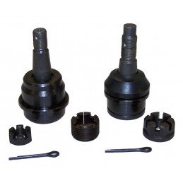 Kit 2x rotules de pivot inférieures et supérieures - Jeep Wrangler JK 2007-2018 // 68004085AA