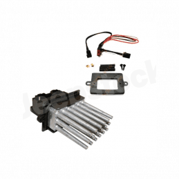 Kit modification module resistance ventilateur de chauffage Jeep Grand Cherokee WJ 1999-2001 // KIT-5179985AA-V2