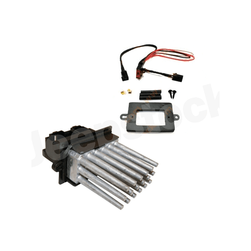 Kit modification module resistance ventilateur de chauffage Jeep Grand Cherokee WJ 1999-2001 // KIT-5179985AA-V2