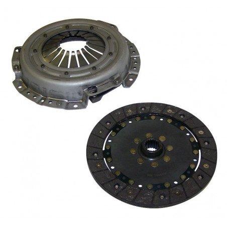 Kit d'embrayage plateau + disque - 19 cannelures - Jeep Wrangler TJ 2.4L 2003-2004 // 52104289AE