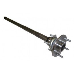 Arbre de roue arrière Droit ou Gauche + roulement + joint + fixation - pont Dana 44 pour Jeep Wrangler JK