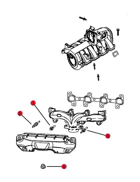 Header Jeep Grand Cherokee V8 Engine Diagram