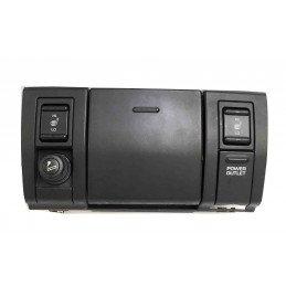 Cendrier, avec allume cigare, bouton de chauffage des sièges - Jeep Grand Cherokee WJ 2002 // 55116280AH-OCC