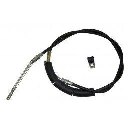Câble de frein à main Jeep Wrangler YJ 1991-1995 - Arrière Droit, SPÉCIAL Freins Convertis Disques // RT31021