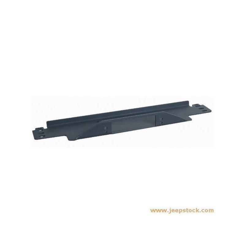 Platine pour treuil - Wrangler YJ - TJ 1987-2006 // WA07101