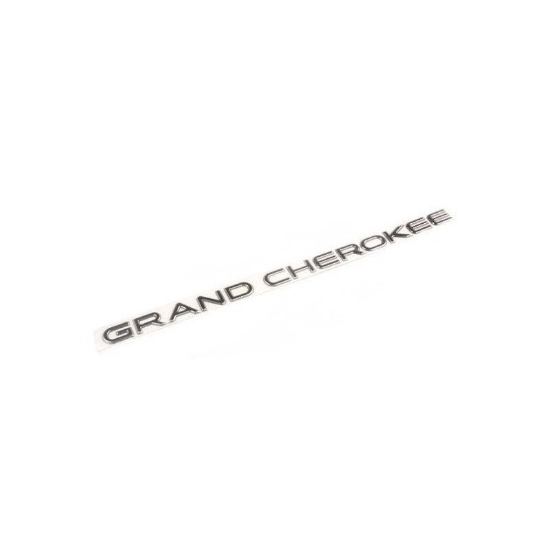Logo porte Jeep GRAND-CHEROKEE - Chrome // 55155621AB