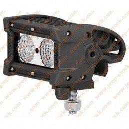 Phare LED - Projecteur Haute Performance CREE 2x10W 1800 Lum, Pare-choc, Pare-brise - Toutes Jeep // WD2N10