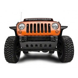 Sabot de protection moteur en Acier - Jeep Wrangler JK 2007-2010 // RT20017