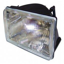 Optique de phare gauche Jeep Grand-cherokee 1993-1998 (avec réglage électrique) // 55054832