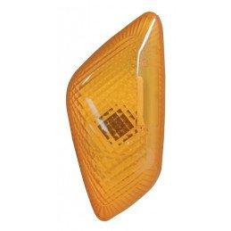 Répétiteur latéral GAUCHE clignotant Orange dans élargisseur aile - Jeep Wrangler TJ 1997-2006 // 55155461AC
