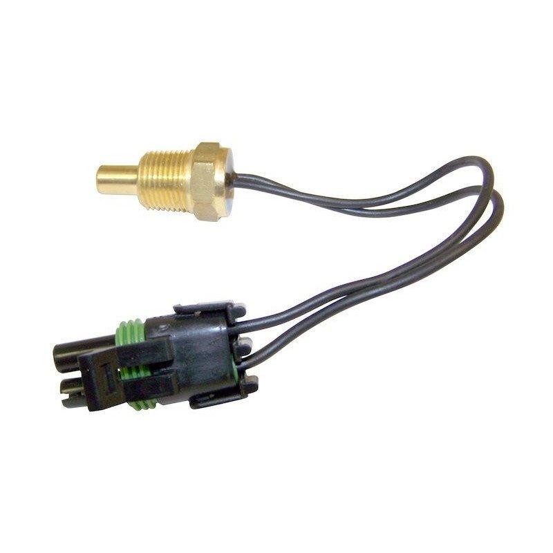 Capteur/sonde température moteur calculateur - Jeep Wrangler YJ 2.5L 87-90 / Cherokee XJ 2.5L, 4.0L Ess. 1984-1990 // 33002383