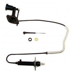 Kit Emetteur, Récepteur d'Embrayage + Flexible- Pour contacteur sécu démarrage - Jeep Wrangler TJ 2.4L, 4.0L 05-06 // 52107652AM