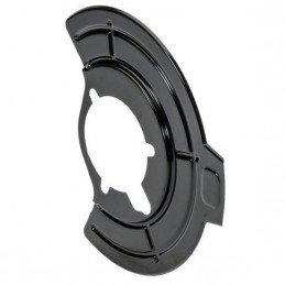 Tôle de protection disque de frein avant gauche Jeep Wrangler 2007-2018 // 680432867B