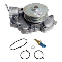 Pompe à eau + Capteur de température + joint - Jeep Grand Cherokee WK 3.0L CRD 2014-2018 // 68211202AB