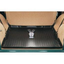 Tapis de sol caoutchouc Coffre de Haute qualité - Jeep Wrangler TJ 1996-2002 // HU156622