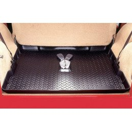Tapis de sol caoutchouc Coffre de Haute qualité - Jeep Wrangler TJ 2003-2006 // HU156625