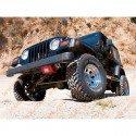 Jante 8x15 Acier MODULAR Chromée, Tout-terrain, déport 0mm, 5x 114.3mm Jeep Wrangler YJ TJ / Cherokee XJ KJ / Grand-cherokee ZJ