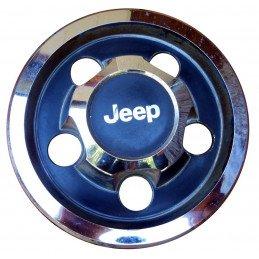 Cache-moyeu pour Jante 6 Branches - OCCASION - Jeep Wrangler YJ / Cherokee XJ // 52001179-OCC
