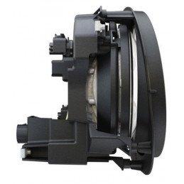 Phares Ronds à LED Noirs 7 pouces - Kit de 2 Droit + Gauche - Marque JW Speaker – Model 8700 Evolution 2R - Jeep Renegade