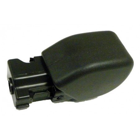 Angles de pare-choc avant droit , noir texturé pour Jeep Wrangler TJ 1997-2006 // 55155756AB