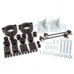Kit rehausse 38 mm (1.5 Pouces) - Jeep Renegade BU // KJ09168BK