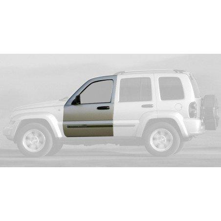 Porte Avant Gauche - OCCASION - Jeep Cherokee KJ 2002-2006, livrée nue -- 55176891AI-OCC