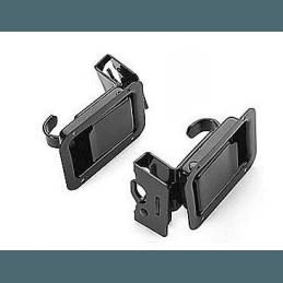 Fermeture / Poignée + mécanisme (X2) gauche + droite pour demie-porte Toile - BESTOP - Jeep Wrangler YJ 1987-95 // BST-51251-01