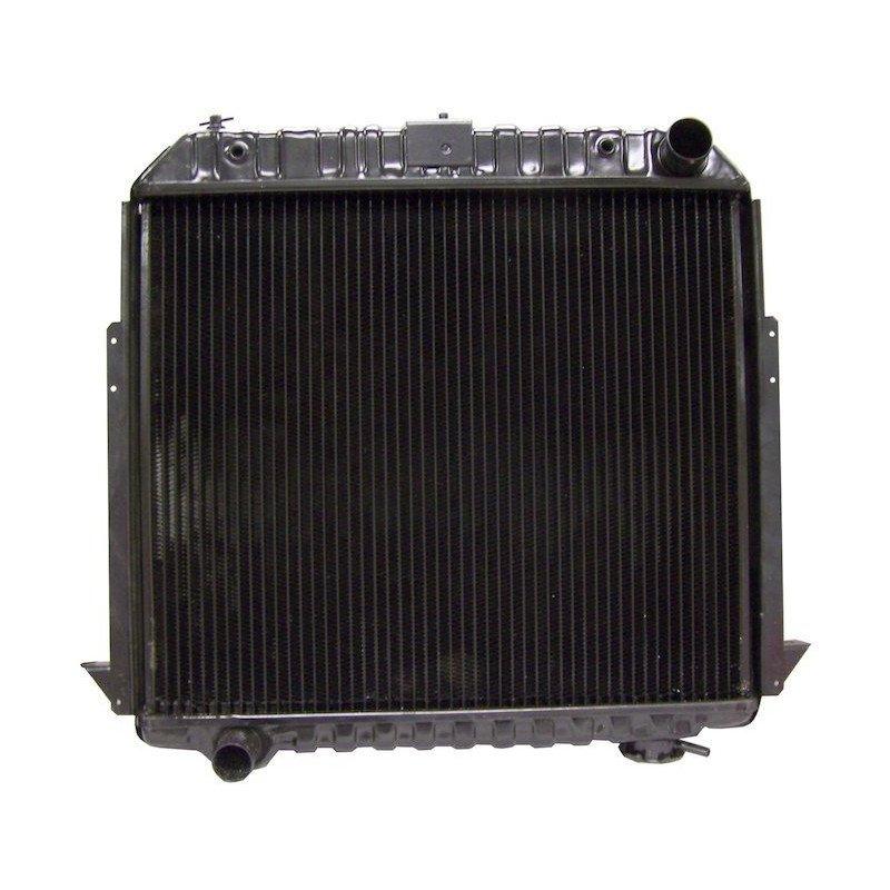 Radiateur moteur refroidissement - Jeep Cherokee XJ 2.5L essence 1984-1997 // 53000521