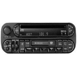Autoradio CD-cassette origine Infinity Jeep Grand-Cherokee WJ 1999-2004 OCCASION -- 56038585AO-OCC