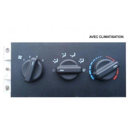 Bloc de commande Ventilation AVEC CLIM Jeep Cherokee XJ 1997-2001 OCCASION