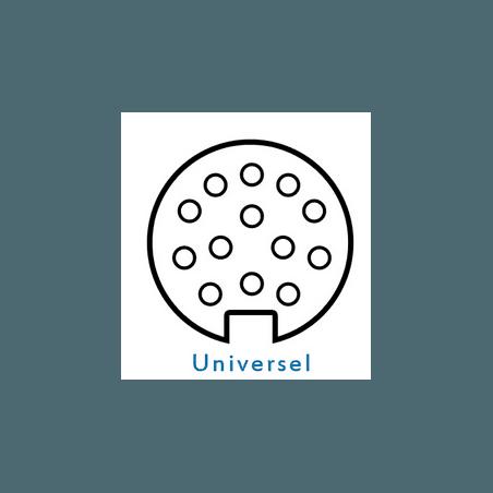 Faisceau Universel pour Attelage, 13 broches - Jeep / Chrysler / Dodge multiplexé après 1997 // SETGDWSP-13B