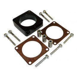 ▷cale corps papillon Throttle Body Spacer Jeep 2.5l, & 4.0L 1991-2006